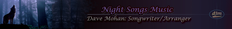 Night Songs Music